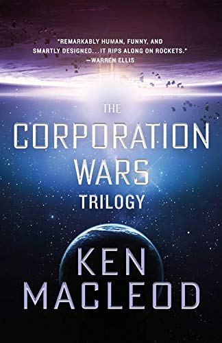 The Corporation Wars Trilogy from Orbit