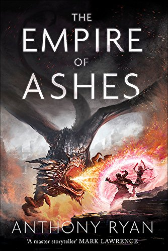 The Empire of Ashes: Book Three of Draconis Memoria (The Draconis Memoria) from Orbit