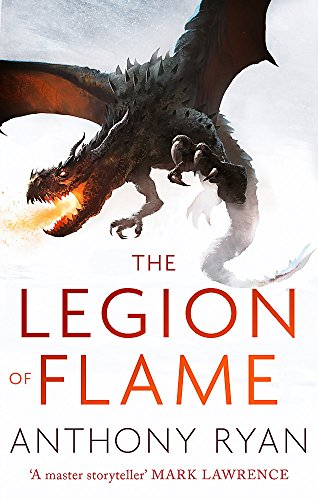 The Legion of Flame: Book Two of the Draconis Memoria from Orbit
