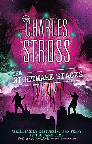 The Nightmare Stacks: A Laundry Files novel from Orbit