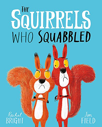 The Squirrels Who Squabbled from Orchard Books