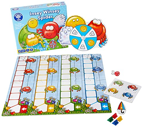 Orchard Toys Insey Winsey Spider Game from Orchard Toys