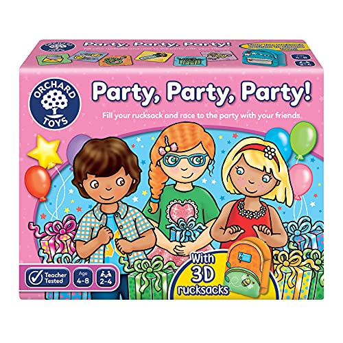 Orchard Toys Party, Party, Party Game from Orchard Toys