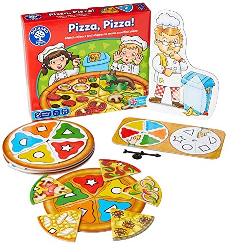 Orchard Toys Pizza, Pizza! Game from Orchard Toys