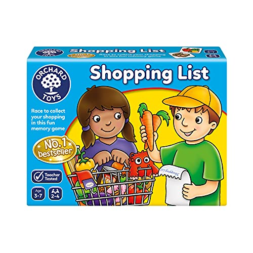 Orchard Toys Shopping List Game from Orchard Toys