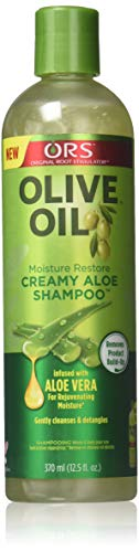 Ors Shampoo Olive Oil Creamy Aloe 12.5oz (2 Pack) from Organic Root Stimulator