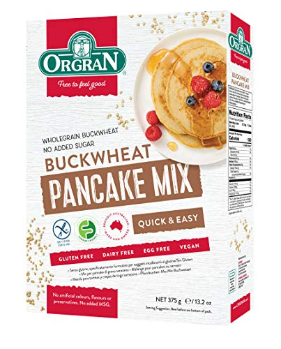 Orgran Buckwheat Pancake Mix - 375g from Orgran