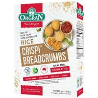 Orgran Crispi Rice Breadcrumbs from Orgran