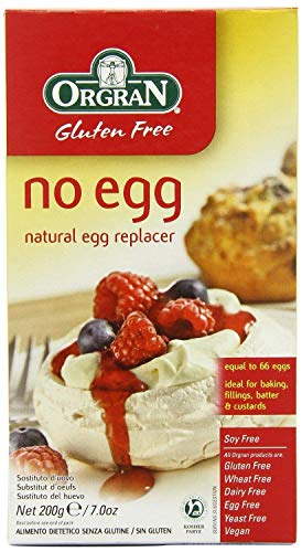 Orgran No Egg, Egg Replacer Mix (200g) from Orgran