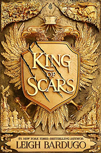 King of Scars from Orion Children's Books