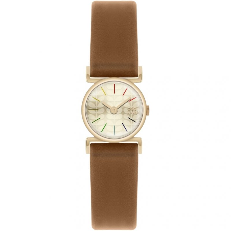 Ladies Orla Kiely Cecelia Watch from Orla Kiely