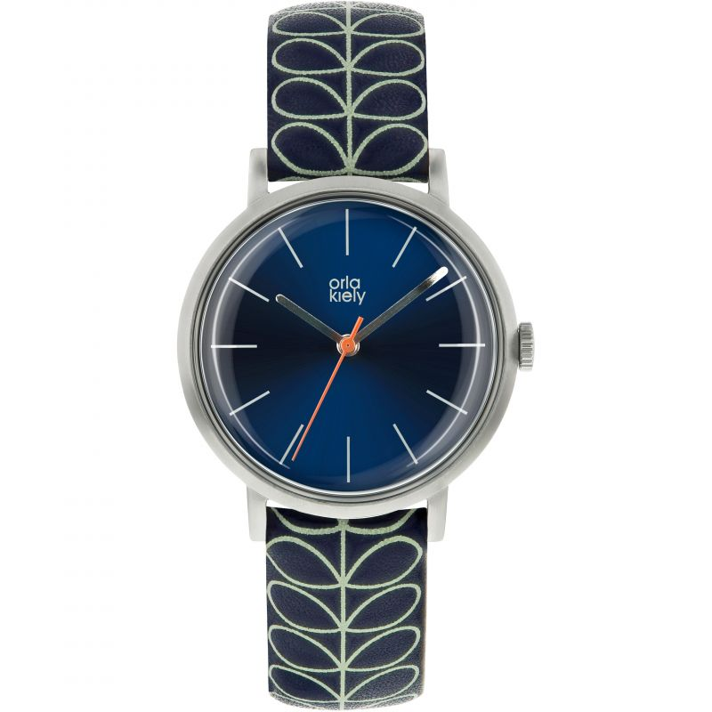 Ladies Orla Kiely Stem Watch from Orla Kiely