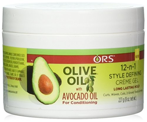 ORS Olive Oil 12-in-1 Style Defining Hair Crème Gel from Ors