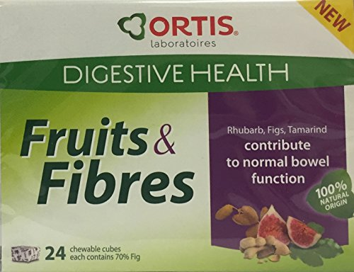 (Pack Of 2) Ortisan Fruits & Fibre Cubes | ORTIS from Ortis