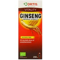 Ortis Imperial Dynasty Ginseng Liquid 250ml from Ortis