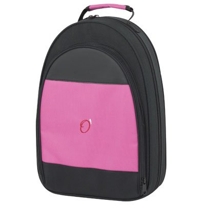 Ortola 6463 Case for Clarinet-Black/Fuchsia from Ortola
