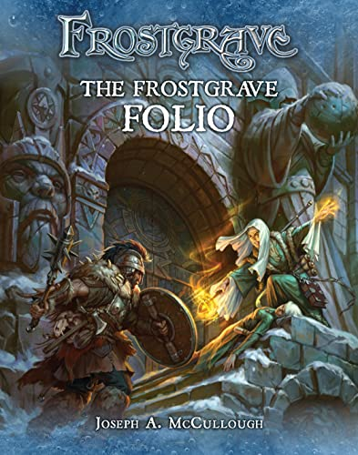 Frostgrave: The Frostgrave Folio from Osprey Publishing