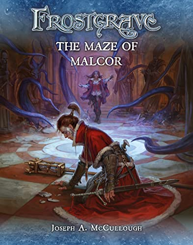Frostgrave: The Maze of Malcor from Osprey Games