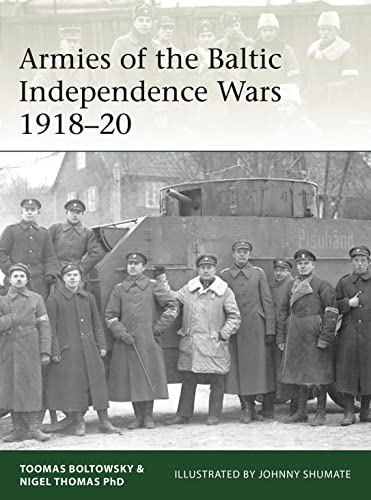 Armies of the Baltic Independence Wars 1918-20 (Elite) from Osprey Publishing