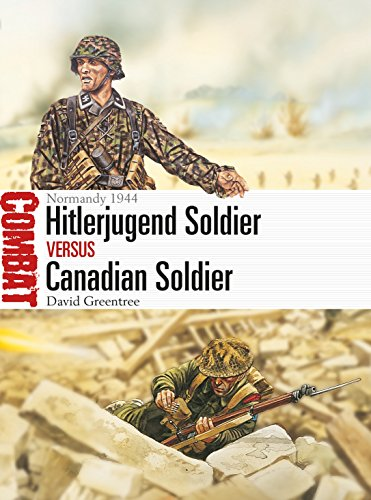 Hitlerjugend Soldier vs Canadian Soldier: Normandy 1944 (Combat) from Osprey Publishing
