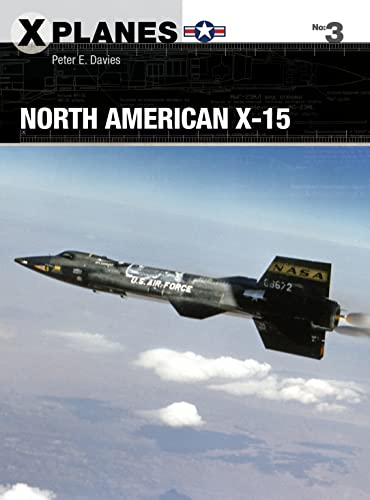 North American X-15: 03 (X-Planes) from Osprey Publishing
