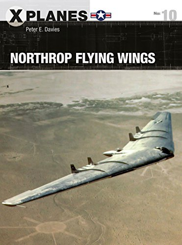 Northrop Flying Wings (X-Planes) from Osprey Publishing