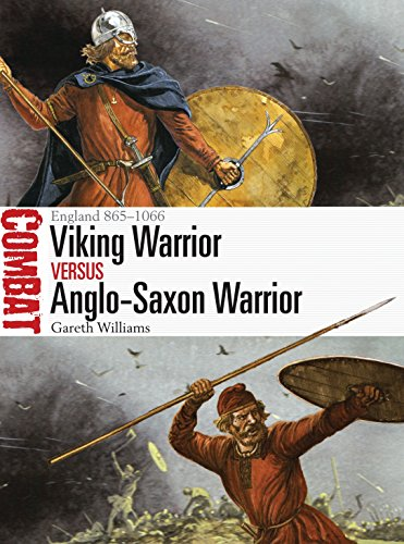 Viking Warrior vs Anglo-Saxon Warrior: England 865–1066 (Combat) from Osprey Publishing