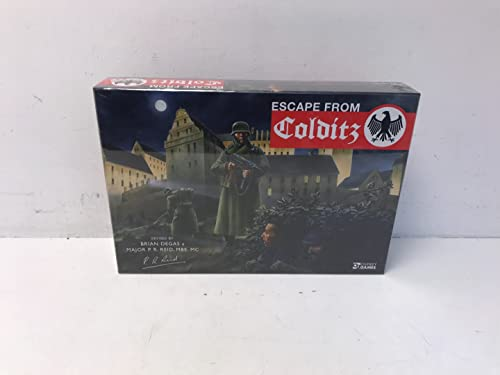 Escape from Colditz Castle World War II from Osprey