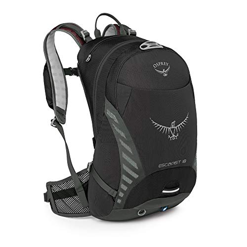 Osprey Escapist Bicycle Backpack, Unisex, black from Osprey