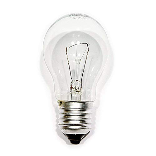 5x 60Watt Clear Standard GLS Bulb ES/E27 Base - from Other