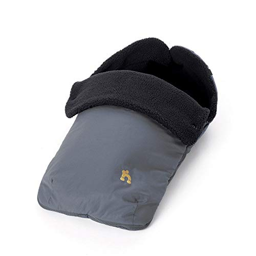 Out n About Footmuff Steel Grey from Out 'n' About