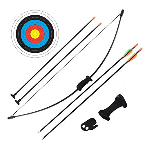 Outdoor Youth Recurve Bow and Arrow Set Children Junior Archery Training Toy Teams Game Gift from Outdoor-Shooter