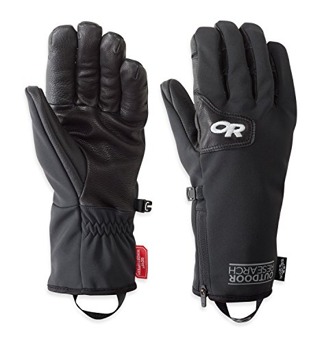 OUTDOOR RESEARCH MENS STORMTRACKER SENSOR GLOVES BLACK (LARGE) from Outdoor Research