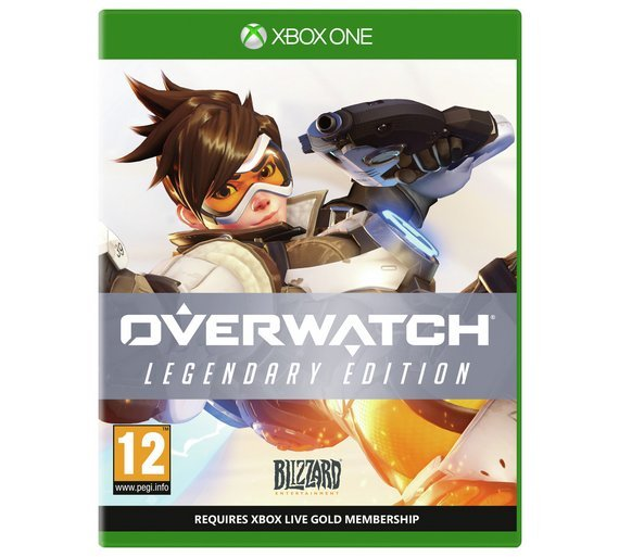 Overwatch Legendary Edition Xbox One from Overwatch
