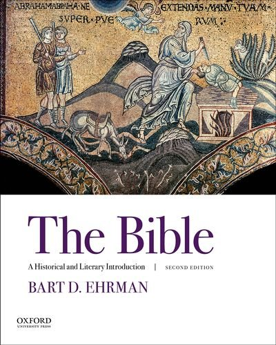 The Bible: A Historical and Literary Introduction from Oxford University Press, USA