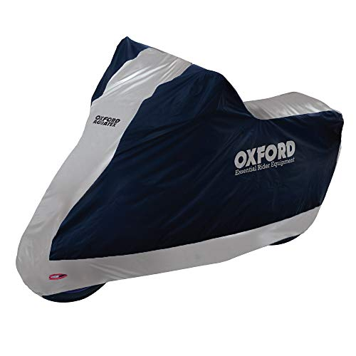 Oxford 2016 Aquatex waterproof motorcycle cover XL. from OXFORD