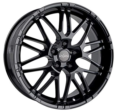 Oxigin 14 Oxrock 8.50 x 19 Offset 50 Bolt Pattern 5.00 x 112.00 Centre Bore 72.60 OXVIERZEHN8519H50B, Black from Oxigin