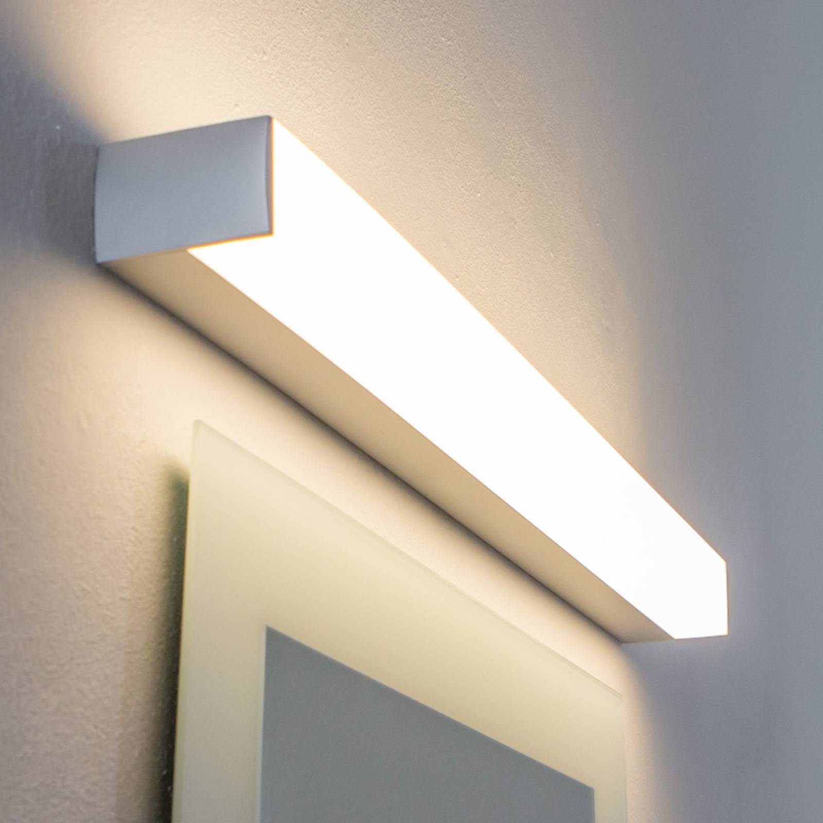 LED wall light Seno for mirror in bathroom 113.6cm from Pamalux