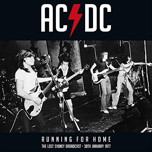 Running For Home: The Lost Sydney Broadcast, 30th January 1977 [VINYL] from PARACHUTE