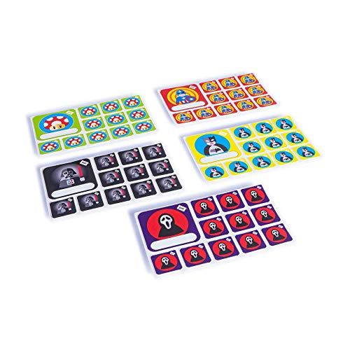 Reusable Team Icon Set Superhero 5X for Agile Scrum Kanban Projects from PATBOARD