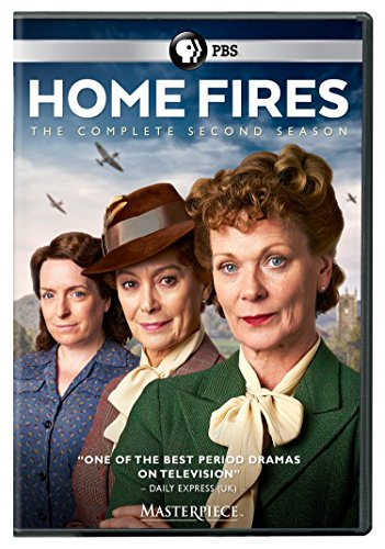 Masterpiece: Home Fires Season 2 DVD from PBS