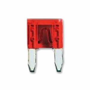 MINI AUTO CAR BLADE FUSE 10A 10 AMP RED FUSES x 10 from PCA