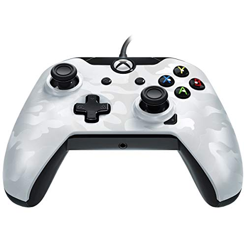 Wired Controller - Black Camo (Xbox One) from PDP