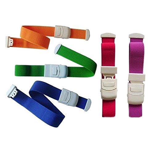 TEEROVA 5Pack First Aid Quick Release Medical Outdoor Strap Emergency Buckle Tourniquet from TEEROVA
