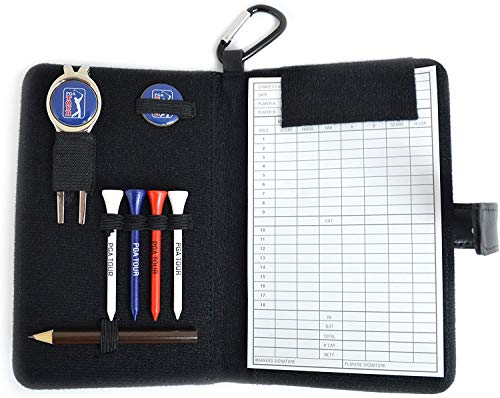 PGA Tour Golf Leather Organiser - Black from PGA Tour