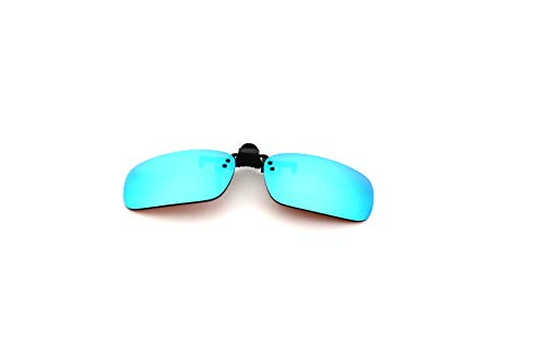 PILESTONE TP-018 (Type A) Colour Blind Corrective Glasses Clip-On Lenses for Red/Green Colour Blind - Mild, Moderate and Strong Deutan and Mild, Moderate Protan from PILESTONE