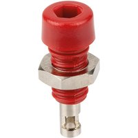 PJP 224-M5-I-R Red Insulated 2mm Socket from PJP