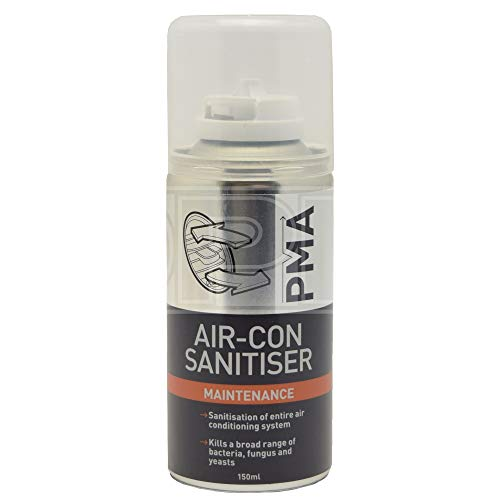 PMA Air-Con Sanitiser 150ml Aerosol from PMA