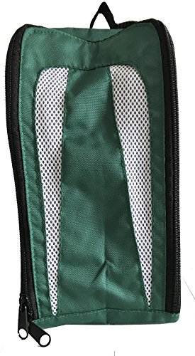 Football Boot Bag / Shoe Bag New Prostyle Sports Football/Rugby/Hockey/Gym (Green) from PROSTYLE SPORTS