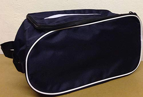 Football Boot Bag / Shoe Bag New Prostyle Sports Football/Rugby/Hockey/Gym - Navy from PROSTYLE SPORTS
